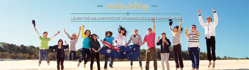 Work & Holiday Visa 462