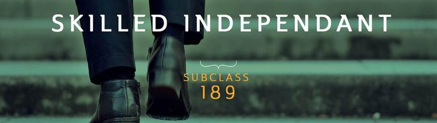 189 Skilled Independent Visa