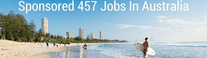 457 Visa Nomination