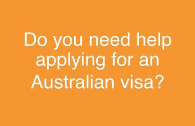 Help to Apply For Australian Visa Image